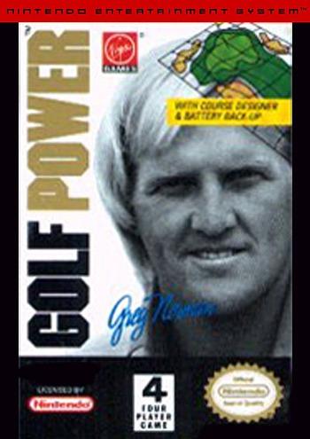 Greg Norman Golf Power