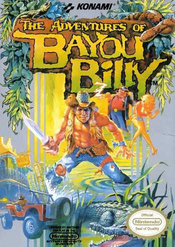 Adventures of Bayou Billy