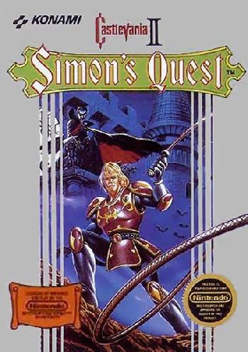Castlevania 2: Simons Quest