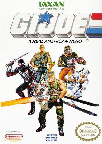 GI Joe: A Real American Hero