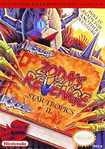 Star Tropics 2: Zodas Revenge