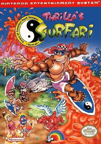 T & C 2: Thrillas Surfari