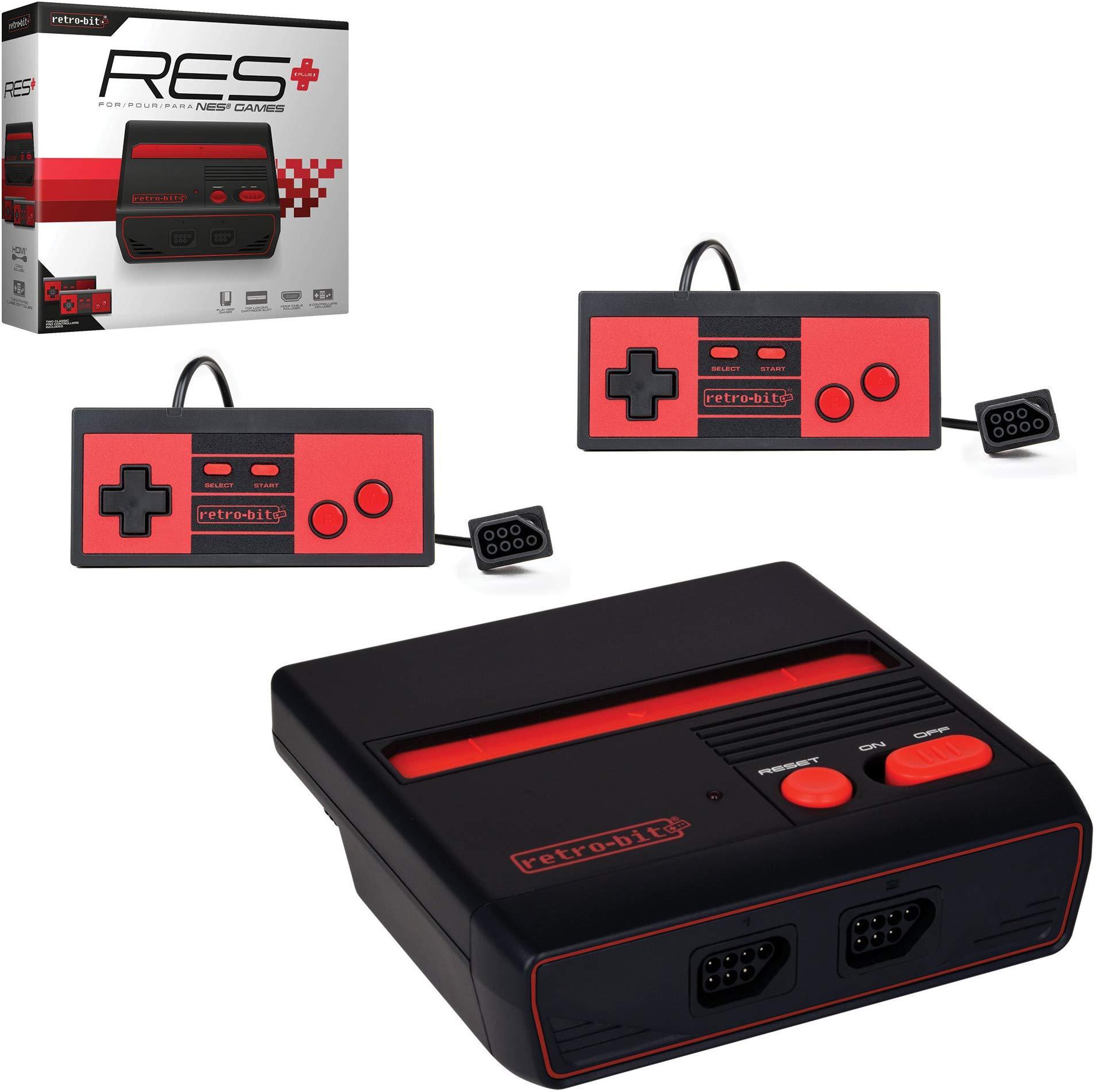 RES Plus HD NES Console