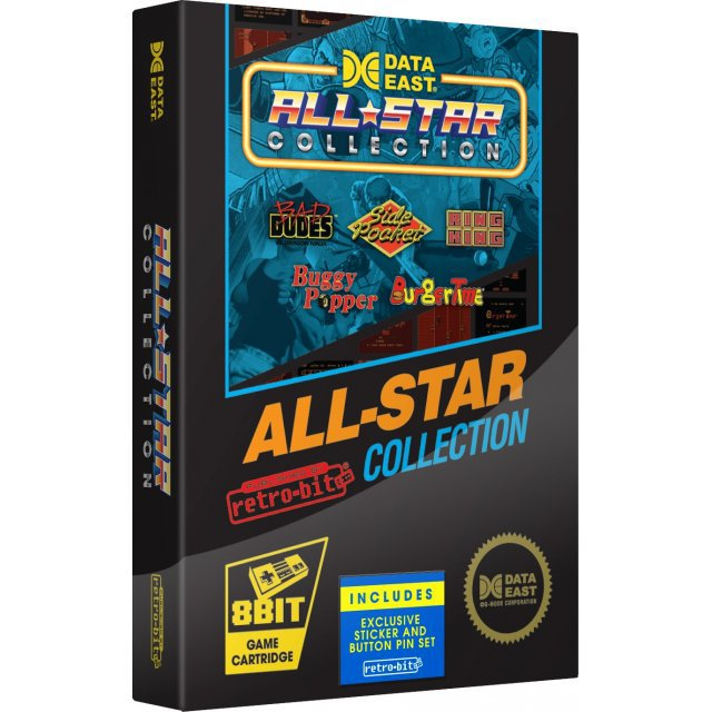 Data East All Star Collection