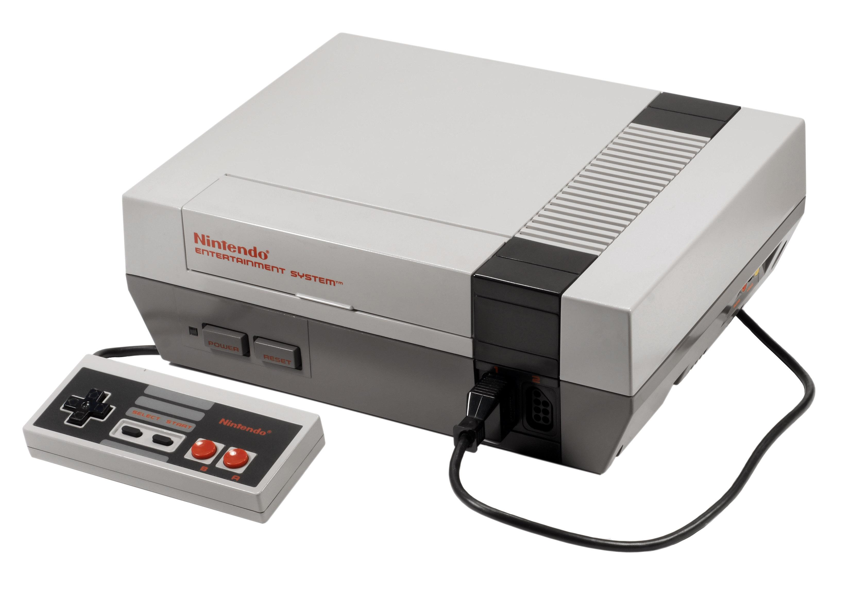 NES Console Bundle