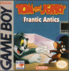 Tom & Jerry: Frantic Antics