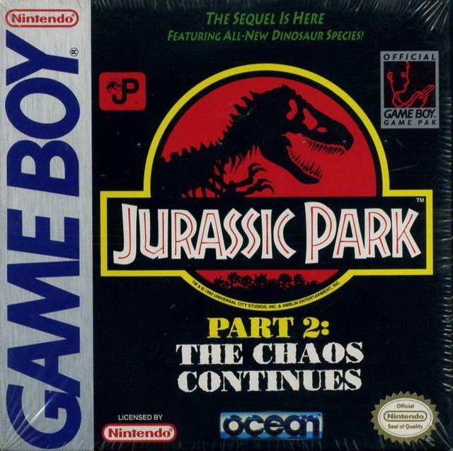 Jurassic Park Part 2