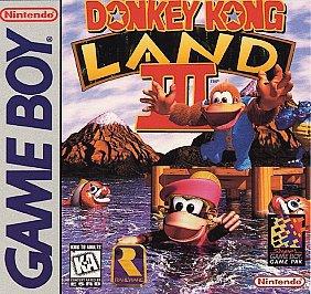 Donkey Kong Land III 3