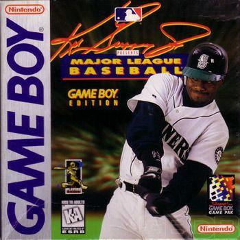Ken Griffey Jr. Major League