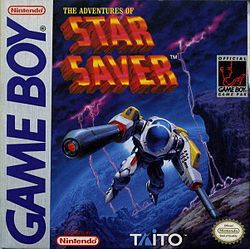 Adventures of the Star Saver