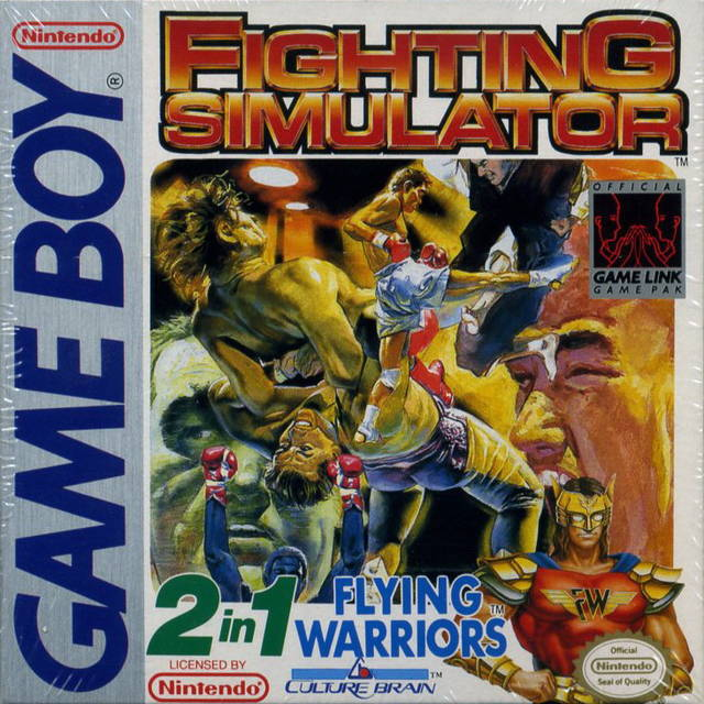 Fighting Simulator