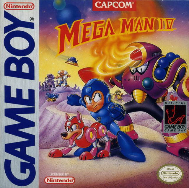 Mega Man IV 4
