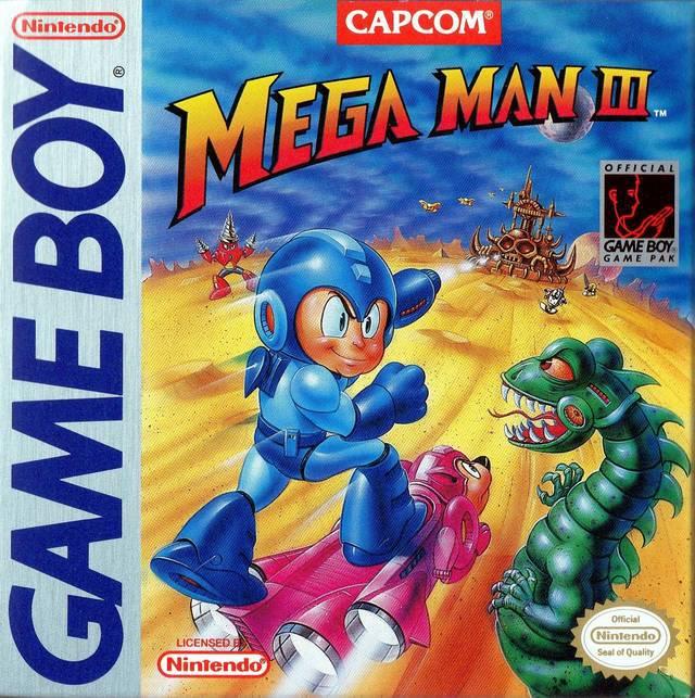 Mega Man III 3