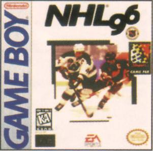 NHL Hockey 96