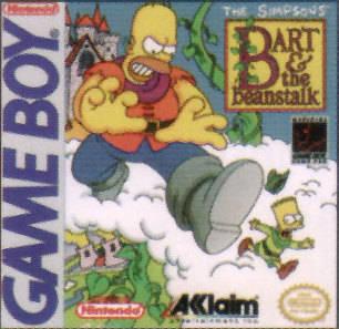Simpsons: Bart & The Beanstalk