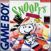Snoopys Magic Show