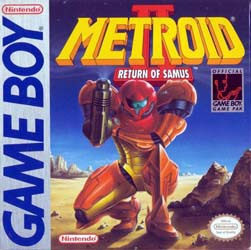 Metroid II 2: Return of Samus