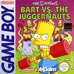Simpsons: Bart vs Juggernauts