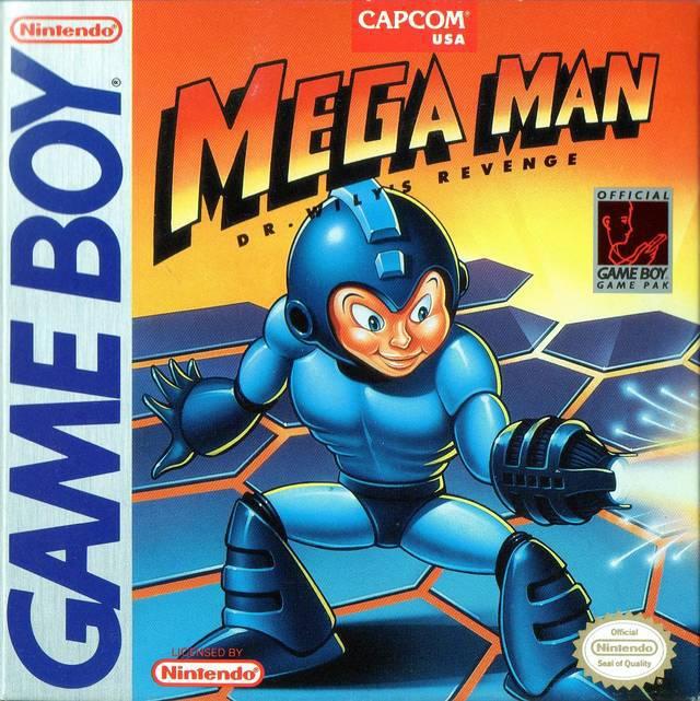 Mega Man: Dr. Wilys Revenge
