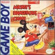 Mickeys Dangerous Chase