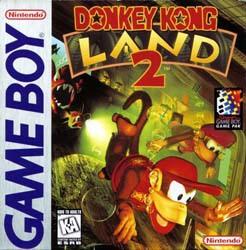 Donkey Kong Land II 2