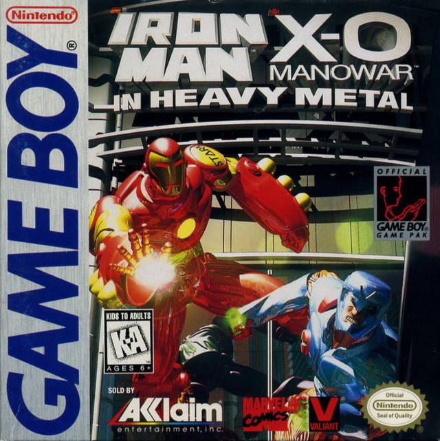 Iron Man/X-O