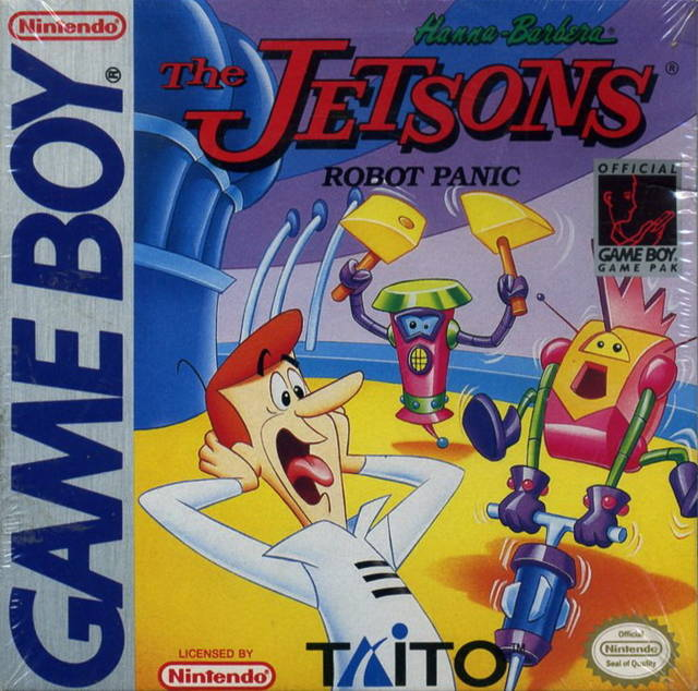 Jetsons: Robot Panic