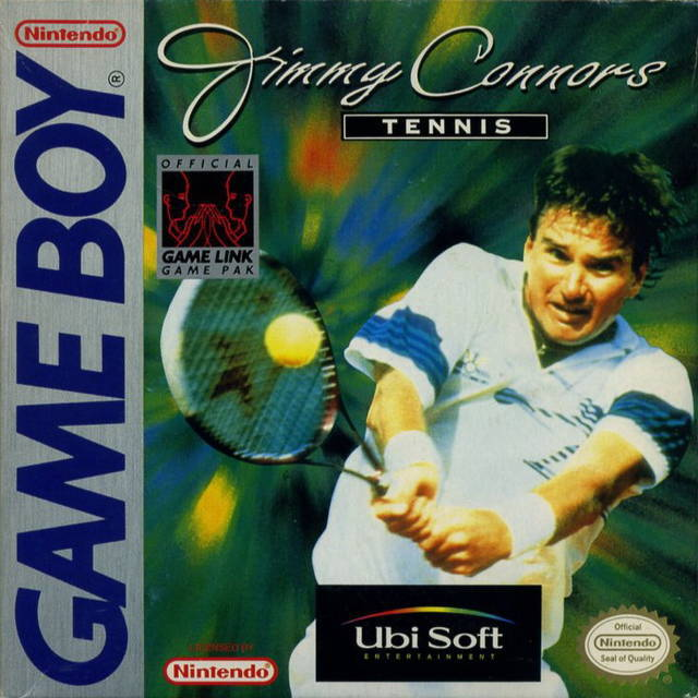 Jimmy Conners Tennis