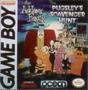Pugsleys Scavenger Hunt