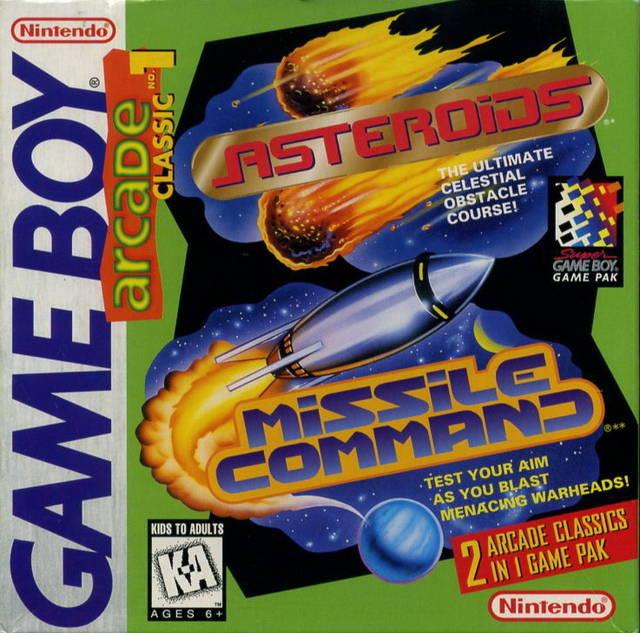 Arcade Classic 1