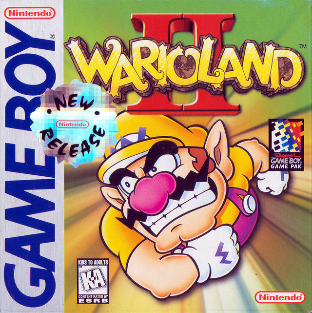 Wario Land 2