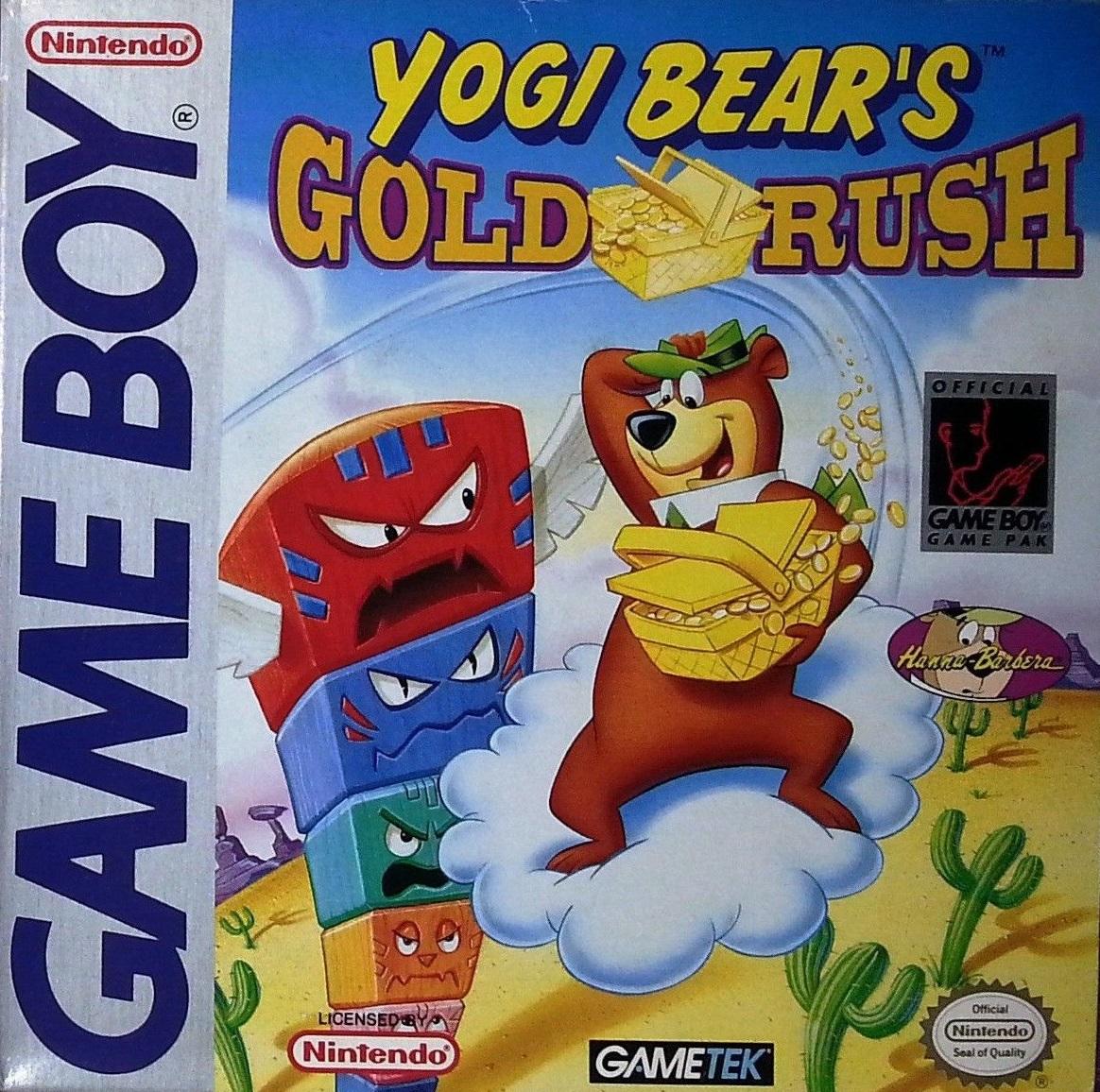 Yogi Bears Gold Rush