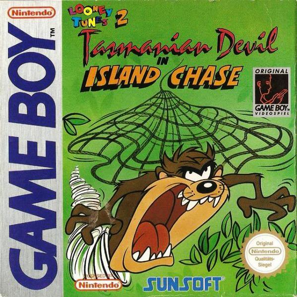 Tasmanian Devil: Island Chase