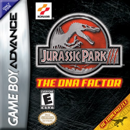 Jurassic Park 3 The DNA Factor