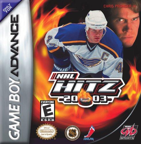 NHL Hitz 2003