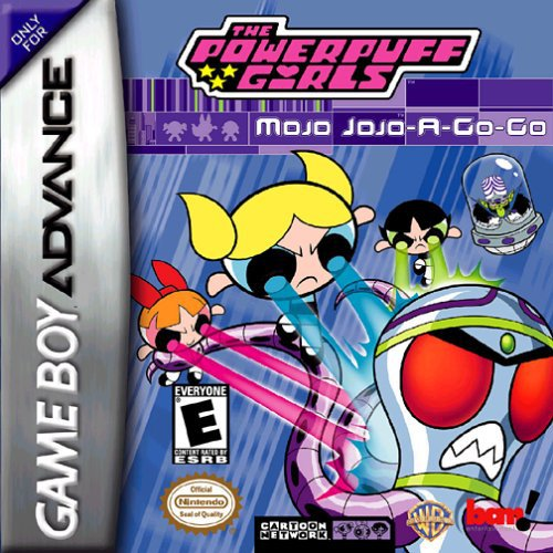 Powerpuff Girls: Mojo Jojo