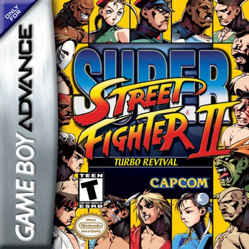 Super Street Fighter 2: Turbo
