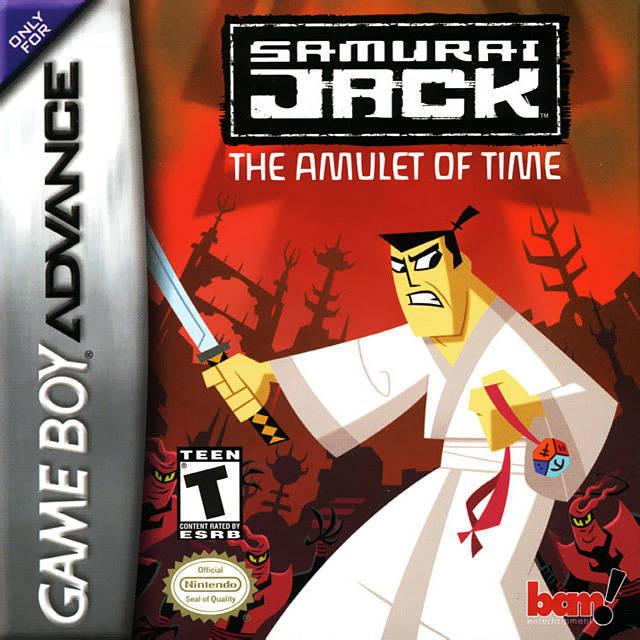 Samurai Jack: Amulet of Time
