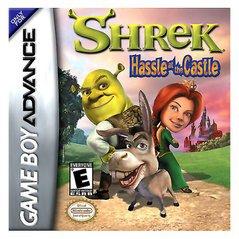 Shrek Hassle at the Castle