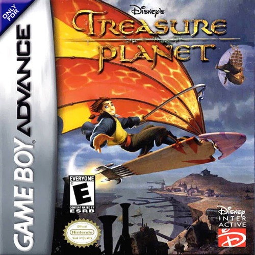 Disneys Treasure Planet