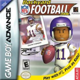 Backyard Football 2006 06