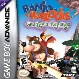 Banjo Kazooie Gruntys Revenge