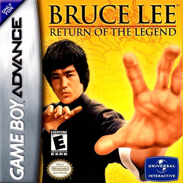 Bruce Lee Return of the Legend