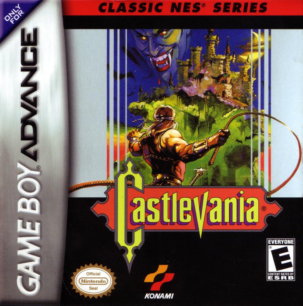 Classic NES Series Castlevania