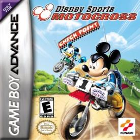 Disneys Sports Motocross