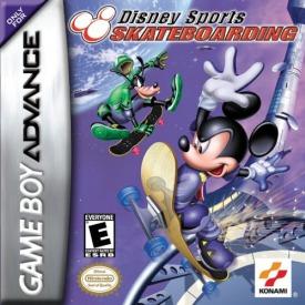 Disneys Sports Skateboarding