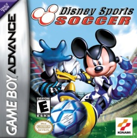 Disneys Sports Soccer