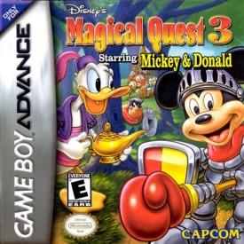 Disneys Magical Quest 3