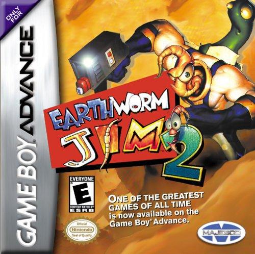 Earthworm Jim 2