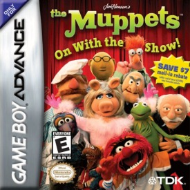 Muppets On With the Show